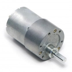 Motor with 19:1 gearbox
