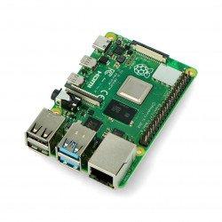Raspberry Pi model B WiFi Dual Band Bluetooth 4GB RAM 1,5GHz