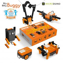 Itty Bitty Buggy - an educational toy STEM