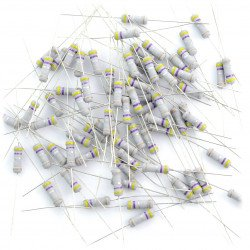 Resistor THT 1W 0,1Ω - 200pcs