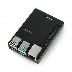 Housing N300 for Raspberry Pi 4B - aluminium - black