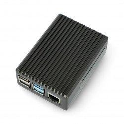 Raspberry Pi model 4B - aluminium - LT-4BA02 - grey