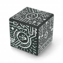 Merge Cube - an educational augmented reality cube