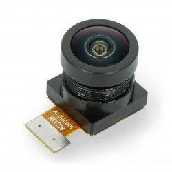 Module with M12 mount IMX219 8Mpx lens - fish eye for Raspberry Pi V2 camera - ArduCam B0180