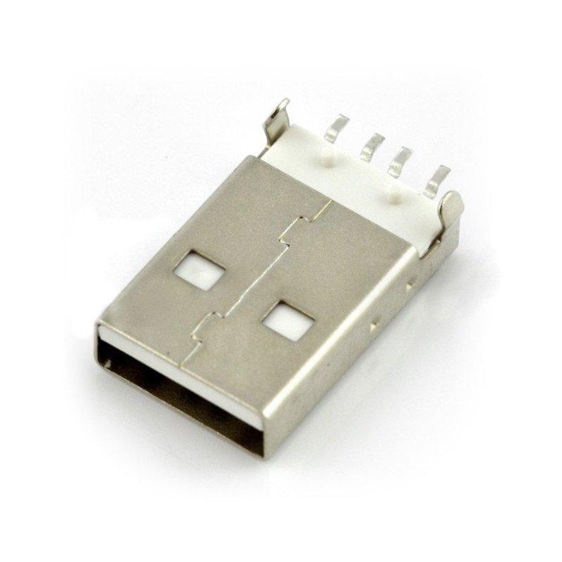 USB plug type A - SMD