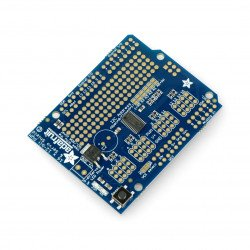16-channel servo driver, 12-bit PWM I2C - Shield for Arduino -