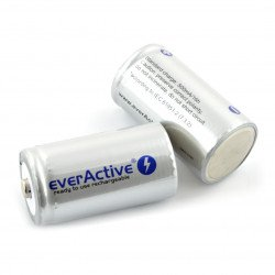 EverActive R20/D Ni-MH 5500mAh Silver Line battery