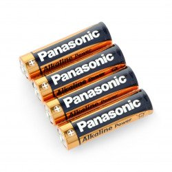 Battery AA (R6) Panasonic Alkaline Power