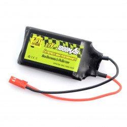 LiPol GPX Extreme 1000mAh 20C 1S 3.7V package