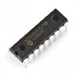 MCP23S08-E/P - GPIO expander SPI 8-channel