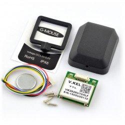 GPS module UBX-G7020-KIT + case - DFrobot*