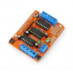 L293D Motor Driver Board - driver Board for Arduino motors 36V/0.6 A