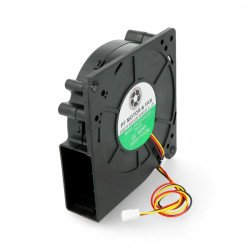 Fan blower 12V 5.4W - 120x120x32mm - plain bearing