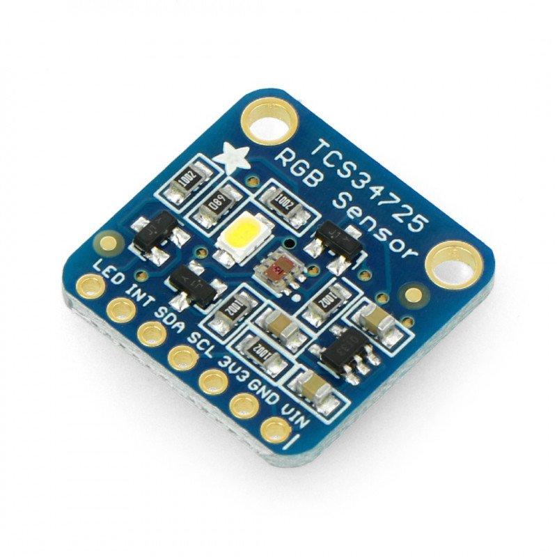 DFRobot TCS34725 RGB Color Sensor For Arduino