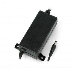 MW Power EBD2412 12V/2A Switch Mode Power Supply - 5.5/2.1mm DC plug