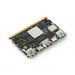 Khadas Edge Basic - Rockchip RK3399 WiFi, Bluetooth Cortex A72/A53 + 2GB RAM/16GB eMMC