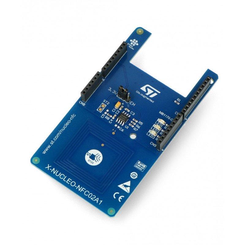 STM32 NUCLEO-NFC02A1 - NFC Tag