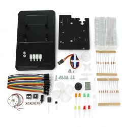 Kitrnoik Inventor's Kit for Arduino - a set of electronic components
