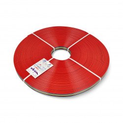 Ribbon cable TLWY - 10x0.50mm²/AWG 20 - multicoloured - 50m