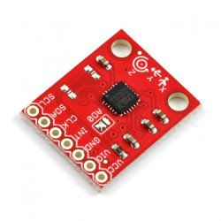 ITG-3200 3-axis I2C digital...