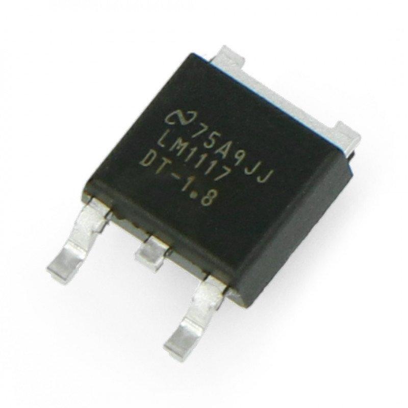LDO Stabiliser 1,8V LM1117 - SMD TO252