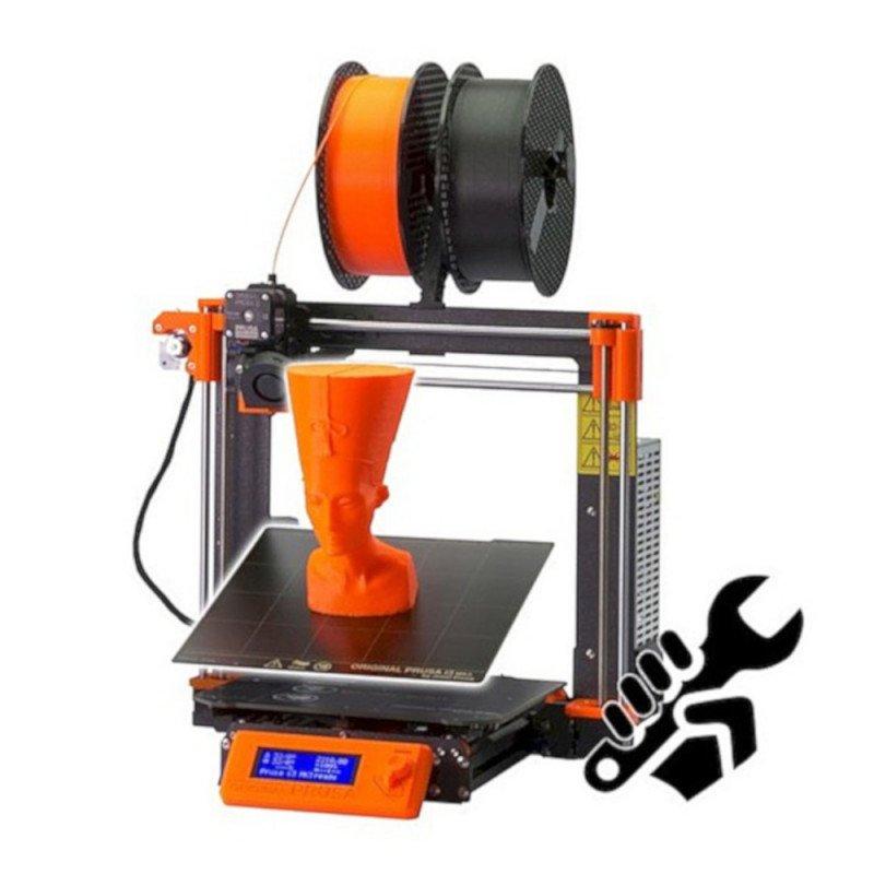 3D Printer - Original Prusa i3 MK3S - set for self-assembly