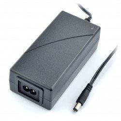 12V / 3.8A switched-mode power supply - 5.5 / 2.5 mm DC plug