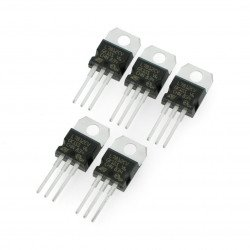 12V stabiliser LM7812CV - THT TO220