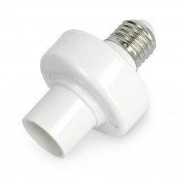Sonoff Slampher - socket B27 450W - remotely controlled WiFi/433MHz