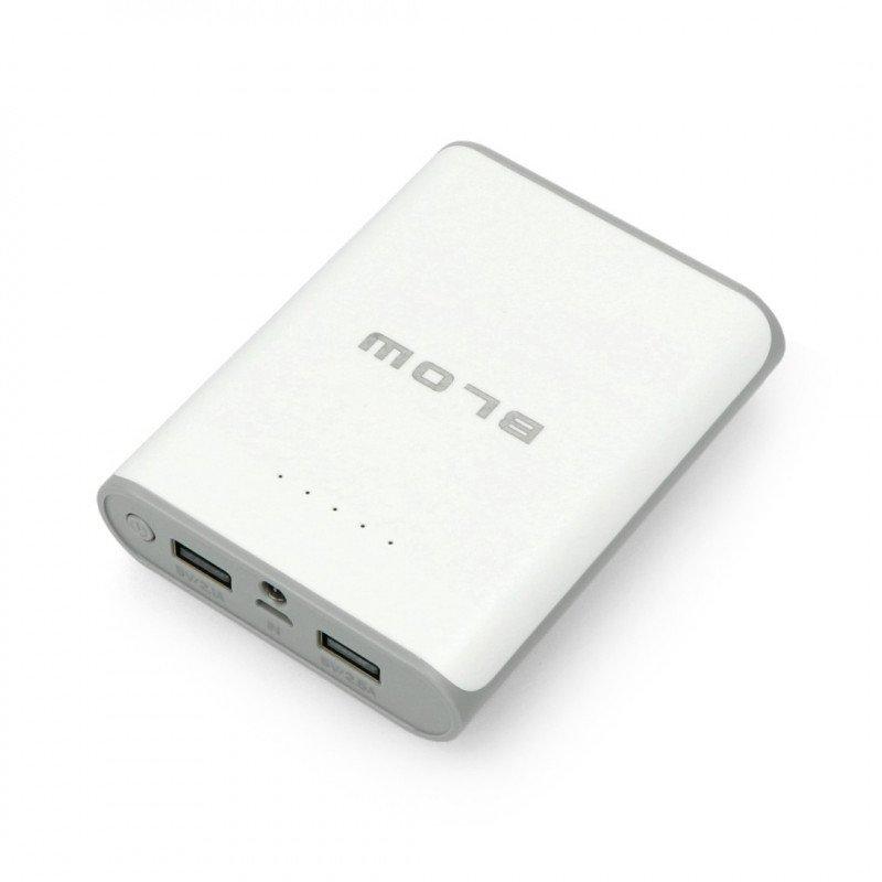 Mobile PowerBank Blow Battery PB14 14000mAh - white