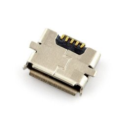 MicroUSB type B - SMD...