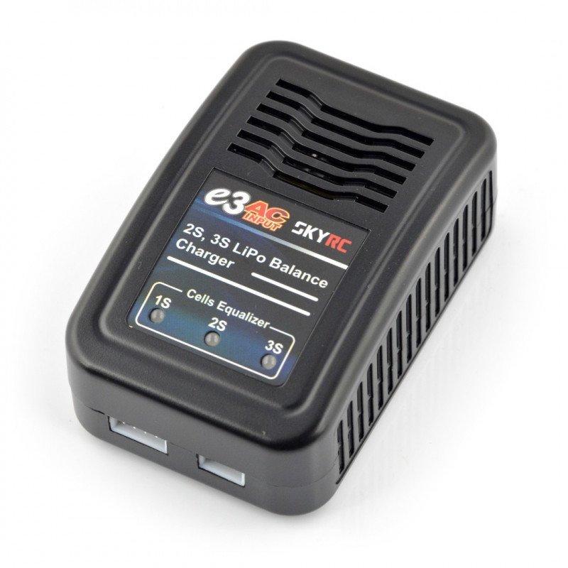Li-Pol charger with SkyRC E3 balancer