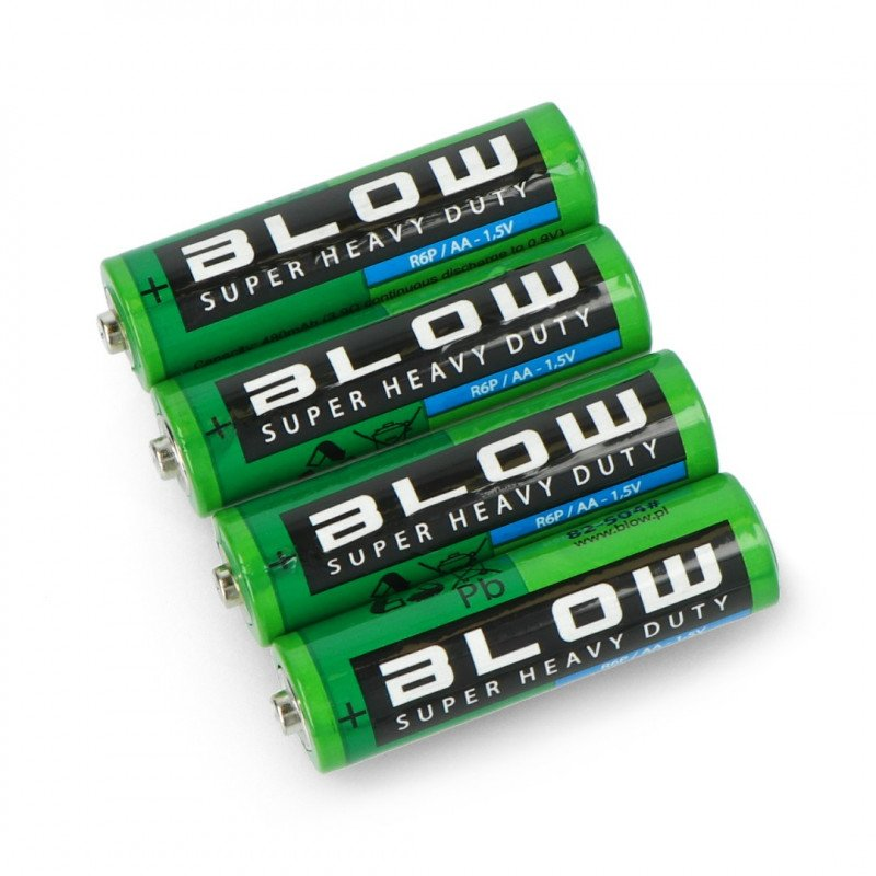 Battery AA (R6) Blow - 4 pcs.