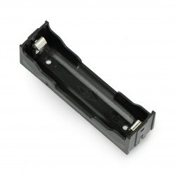 Basket for 1 battery type 18650 without wires