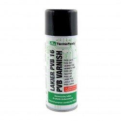 PCB lacquer PVB 16 - spray 400ml