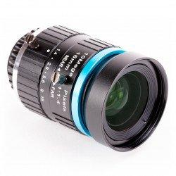 PT3611614M10MP C mount lens - for Raspberry Pi camera