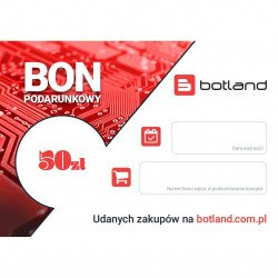 Gift certificate Gift - 50 PLN