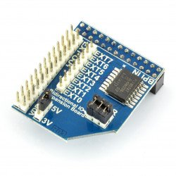 PCF8574 I2C pin expander for Banana Pi_