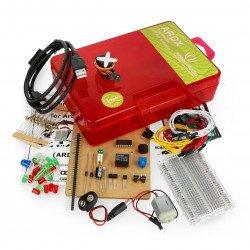 ARDX - The starter kit for Arduino - Level 1