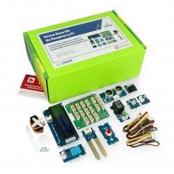 Grove Base Kit for Raspberry Pi 4B/3B+ - Beginner Kit EN