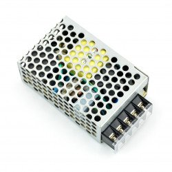 Power supply Mean Well RS-25-5 - 5V / 5A / 25W_