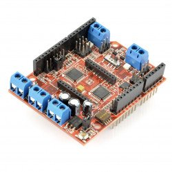 ComMotion Shield - driver engines, 16V/2.5 A - panel for Arduino