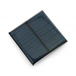 Solar cell 0.6W / 5.5V 65x65x3mm