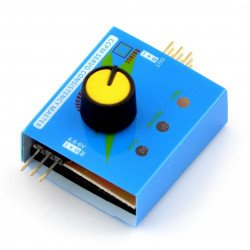 Controller/server tester 3 channel