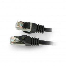 Lanberg Ethernet Patchcord FTP 5e 30m - black
