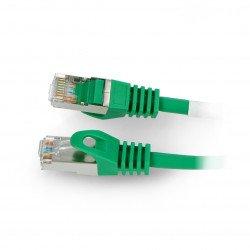 Lanberg Ethernet Patchcord FTP 5e 50m - green