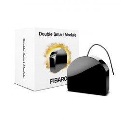 Fibaro Double Smart Module FGS-224 - 2x 230VAC/30VDC Z-Wave relay