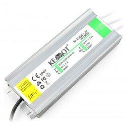 Power supply W-250W-12V LED Strip Waterproof IP67 - 12V / 20,8A / 250W