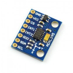 ADXL345 3-axis I2C/SPI...
