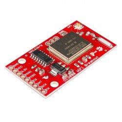 CC3000 WiFi module - SparkFun